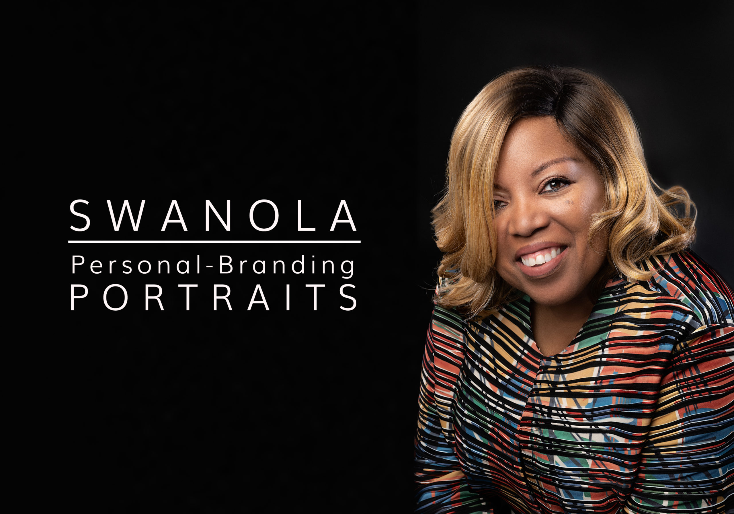 Personal branding portraits